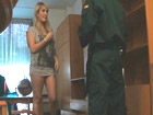 Kitty, 19 años y se ha follado a un Guardia Civil